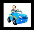 Elektromos kisautó, elektromos jármü